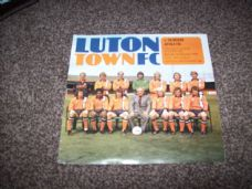 Luton Town v Oldham Athletic, 1976/77